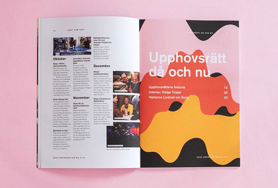 杂志画册设计欣赏