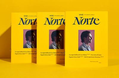 室内装饰商店宣传手册设计3